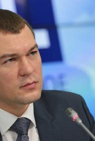 Эксперт: Дегтярев вряд ли надолго задержится в Хабаровском крае