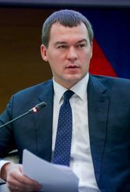 Что ожидают предприниматели от нового губернатора Хабаровского края