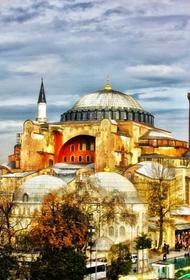 Какие христианские храмы в Турции стали мечетями кроме собора Святой Софии