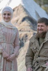 Старшая дочь главы Чечни прокомментировала санкции США