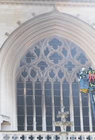 Расходы на восстановление собора в Нанте после пожара возьмут на себя власти Франции