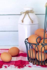 Диетолог: яйца должны быть в рационе каждого человека