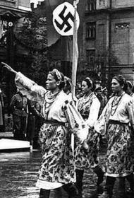 Коллаборационисты украинские и прибалтийские шли в каратели