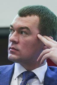 В Кремле объяснили назначение Дегтярева врио главы Хабаровского края