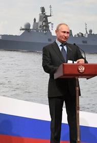 Вместо «Мистралей» Россия построит свои огромные вертолётоносцы