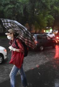 Во вторник в Москве будет ненастная погода