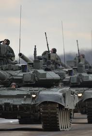 В Киеве снова «ждут» русские танки
