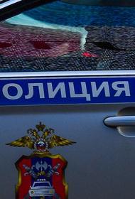 В центре Москвы движение транспорта перекрыто из-за подозрительного предмета