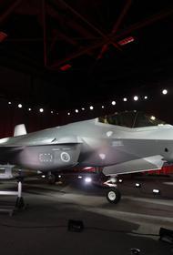 ВВС США покупают самолеты F-35, предназначенные для Турции