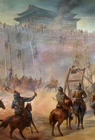В этот день войска Тамерлана ворвались в мятежный Багдад
