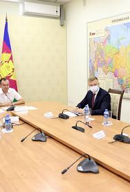 Губернатор Кубани провел личный прием граждан в онлайн-режиме