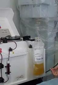 Депутат МГД Ольга Шарапова: столица заготовила свыше тонны плазмы с антителами к COVID-19