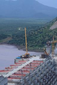 Эфиопия построила плотину на Голубом Ниле, Египту не хватает воды