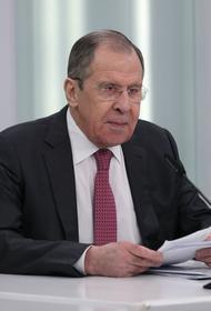 Лавров встретился с представителями азербайджанской и армянской общин в России