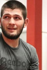 Хабиб Нурмагомедов впервые после смерти отца заговорил о нем
