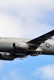 Американский самолет-разведчик вновь приблизился к границам РФ