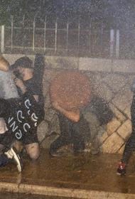 Иерусалимская полиция силой подавила антиправительственный протест