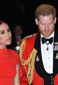 Принц Гарри и его жена подали в суд на папарацци за фотографии их сына