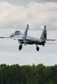 Египет похвастался своими новыми Су-35