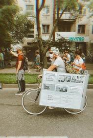 В Хабаровске горожане проводят вторую за день несанкционированную акцию в поддержку Фургала