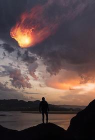 На Тенерифе упал метеорит