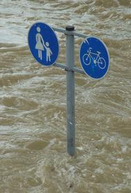 В Нигерии из-за наводнений и оползней скончались семь жителей