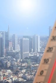 Синоптик рассказал о потеплении в Москве на следующей неделе