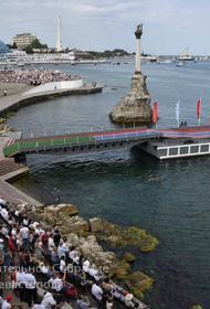 В Севастополе состоялся Парад кораблей и Военно-спортивный праздник в честь Дня Военно-Морского Флота России