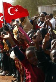 Турция создает военную коалицию в Африке