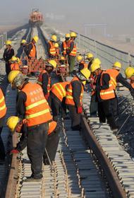 Тегеран планирует соединить железной дорогой свою территорию с берегом Средиземноморья
