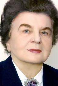 В Петербурге умерла Нина Андреева - автор статьи против перестройки «Не могу поступаться принципами»