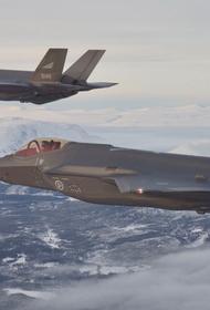 Пентагон перебросит шестьдесят F-35 в Арктику