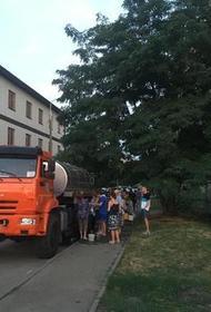Уволен директор предприятия, допустивший загрязнение водозабора в Краснодаре