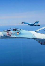 Российские самолеты Су-27 вероятно вторглись в финское небо