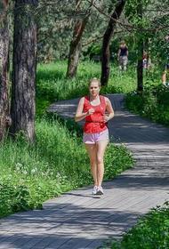 Депутат МГД Игорь Бускин рассказал о развитии в столичных парках инфраструктуры для бега