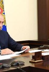Путин заявил, что необоснованная поспешность чревата повторным ростом числа ковид-заболевших
