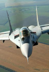 Видео, как перевозят МиГ-29 внутри Ан-22