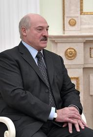 Лукашенко назвал чрезвычайным происшествием задержание россиян в Белоруссии