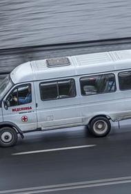 ДТП с автобусом произошло  в Москве на пересечении Ташкентской улицы и Рязанского проспекта