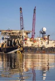 «Газпром» теперь не собственник судна-трубоукладчика для «Северного потока-2»
