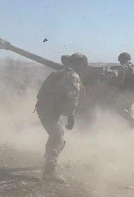 Российские артиллеристы замечены в Сирии