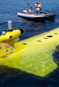 Морские беспилотники незаменимы в войнах будущего
