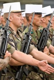 Французский Иностранный легион стал мифом самого себя