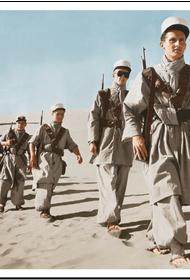 Русские были наиболее добросовестными солдатами французского Иностранного легиона