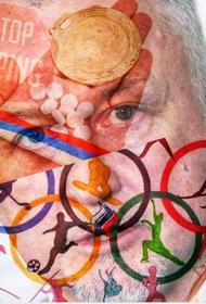 Как главу РУСАДА Юрия Гануса пугают коррупцией