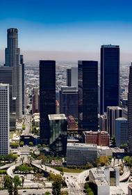 Землетрясение произошло в Калифорнии