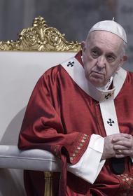 Папа Римский впервые назначил россиянина епископом