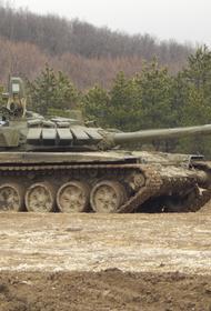 Зарубежные журналисты оценили переплывший  реку российский танк