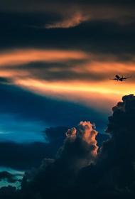 В Неваде произошло столкновение двух самолетов