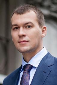 Дегтярев не захотел навестить Фургала в СИЗО
